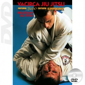 DVD Brazilian Jiu Jitsu Vol 2 Blue Belt Program