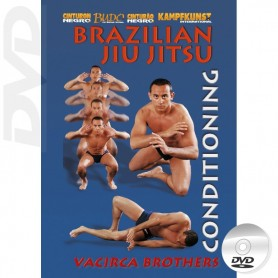 DVD Brazilian Jiu Jitsu Conditioning