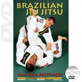 DVD Brazilian Jiu Jitsu White to Blue Belt Program