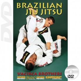 DVD Brazilian Jiu Jitsu White to Blue Belt Program