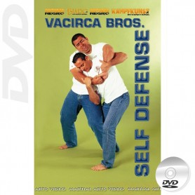 DVD Vacirca Jiu Jitsu Self Defense