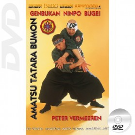 DVD Genbukan Ninpo Bugei