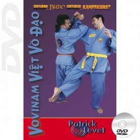 DVD Vovinam Viet Vo Dao Vol 1