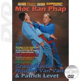 DVD 越南武術(Vovinam Viet Vo Dao)木板術(Moc Ban Phap)與對戰術(Vat)