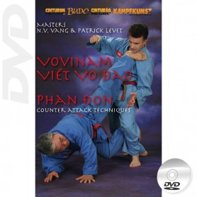 DVD Viet Vo Dao Phan Don Counter Techniques