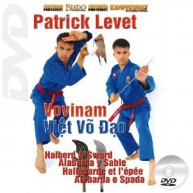 DVD Vovinam Viet Vo Dao Sable y Alabarda