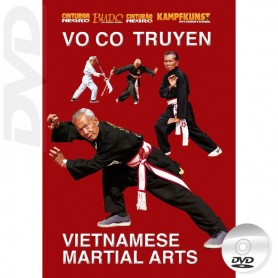 DVD Vo Co Truyen Vietnamese Martial Arts