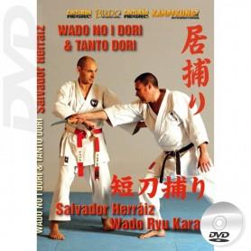 DVD Karate Wado Ryu - I Dori, Tanto Dori, Shitei Kata