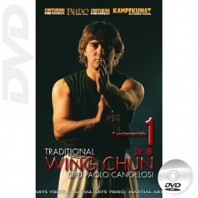 DVD Wing Chun Traditional vol 1
