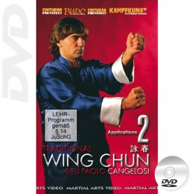 DVD Wing Chun Traditional vol 2