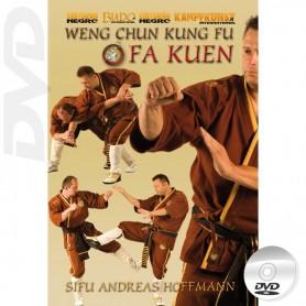 DVD Weng Chun Kung Fu Fa Kuen