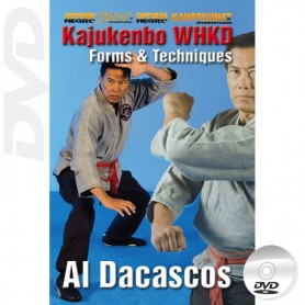 DVD Kajukenbo WHKD Forms & Techniques