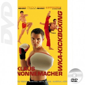 DVD WKA Kick Boxing