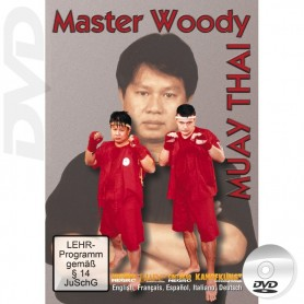 DVD Muay Thai Master Woody