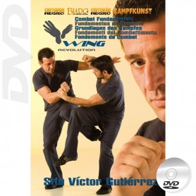 DVD Wing Revolution Fundamentos de Combate
