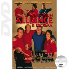 DVD Wing Tsun Alliance y Escrima