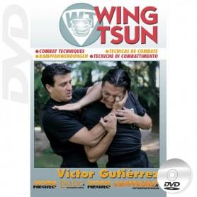 DVD WingTsun Tecnicas de Combate