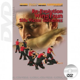 DVD WingTsun Re-Evolution