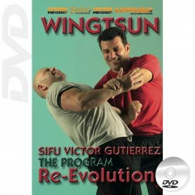 DVD WT Re-Evolution 2