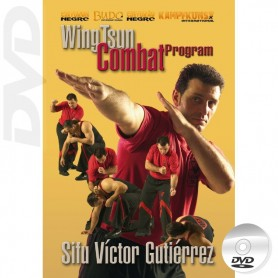 DVD WingTsun Combat Program