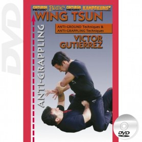 DVD WingTsun Anti-grappling