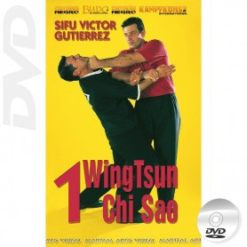 DVD WingTsun Chi Sao Vol 1
