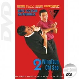 DVD WingTsun Chi Sao Vol 2