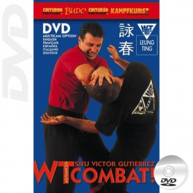DVD Wing Tsun Advanced Combat
