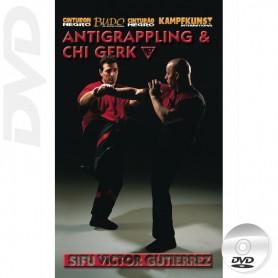 DVD WingTsun AntiGrappling y Chi Gerk