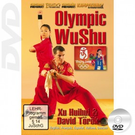 DVD Olympic Wu Shu