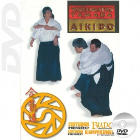 DVD Aikido Yamada Seminar Peru