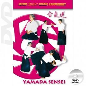DVD Aikido Yamada Seminar Barcelona
