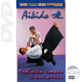 DVD Aikido Technique
