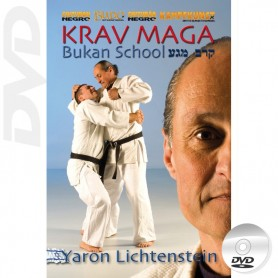 DVD Krav Maga Original Bukan School