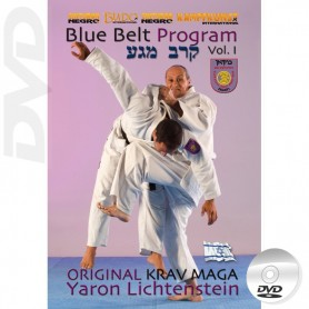 DVD Original Krav Maga Blue Belt program Vol1
