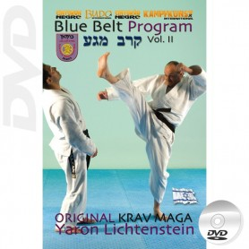 DVD Original Krav Maga Blue Belt program Vol2