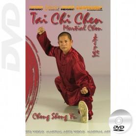 DVD Tai Chi Chen Style