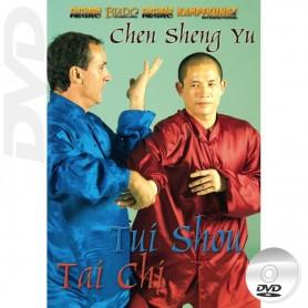 DVD Tai Chi Chen Tui Shou