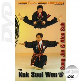 DVD Kuk Sool Won