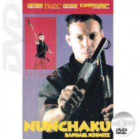 DVD Nunchaku Artistico e de Combate