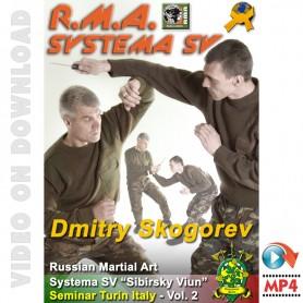 RMA Systema SV Seminar Turin, Italy 2013 Vol-2
