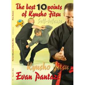 Kyusho Top Ten Points: Vital Point Self Protection