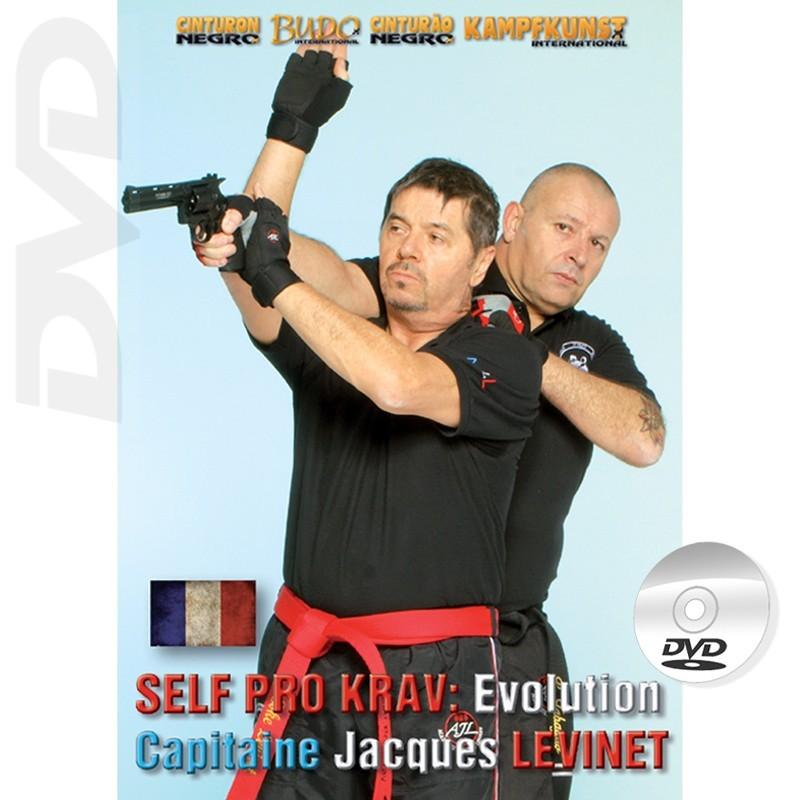 DVD Self Pro Krav Evolution