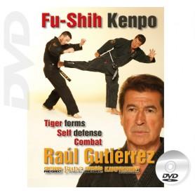 DVD Fu Shih Kenpo