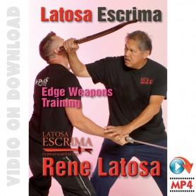 DVD Latosa Escrima Vol 3