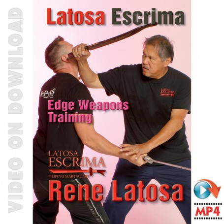 Latosa Escrima Edge Weapons Training