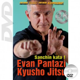 DVD Kyusho Tactical Control Program Module 1
