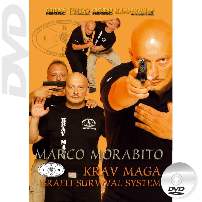DVD Krav Maga Israeli Survival System. Hand to Hand Combat