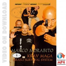 Krav Maga Israeli Survival System. Combat Mains Nues