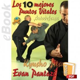 eBook Los 10 mejores puntos del Kyusho. espagnol